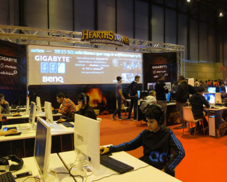 stand multimarca gamergy invierno 2015