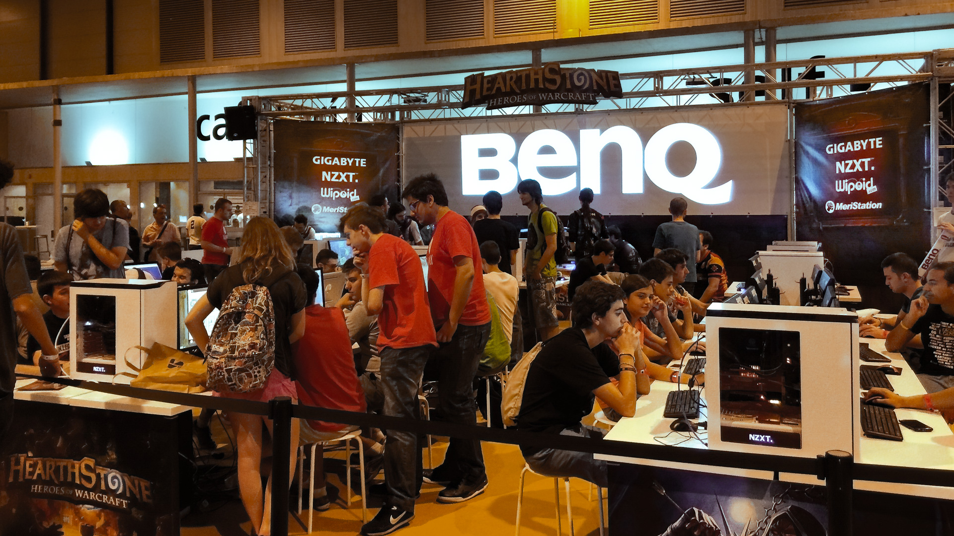 stand multimarca gamergy verano 2015