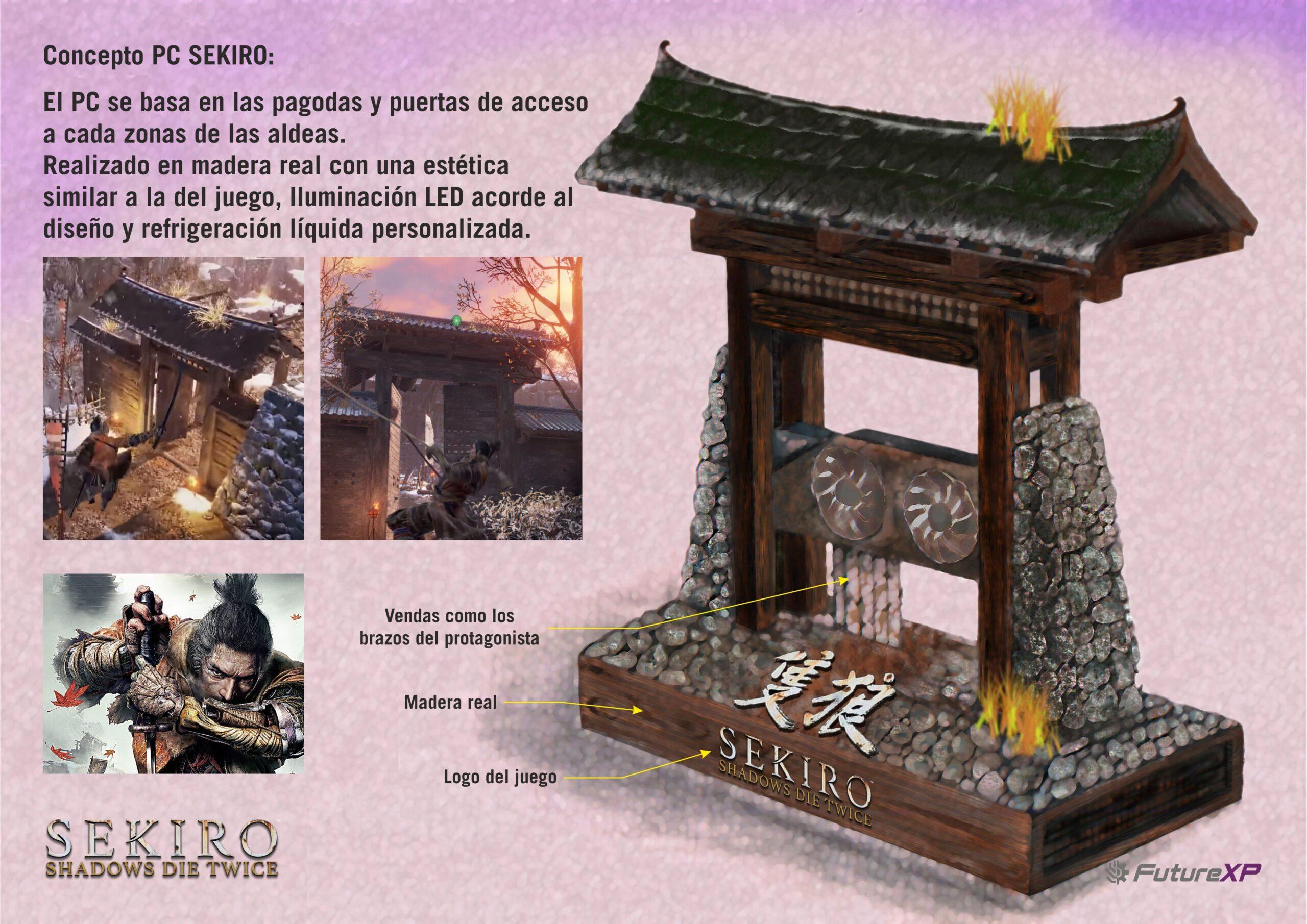 Proyecto PC SEKIRO