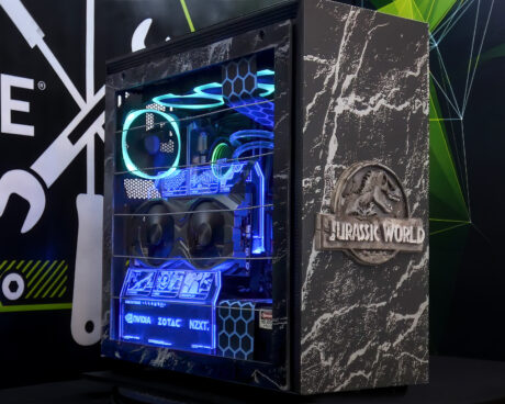 PC de Jurassic World by FutureXP