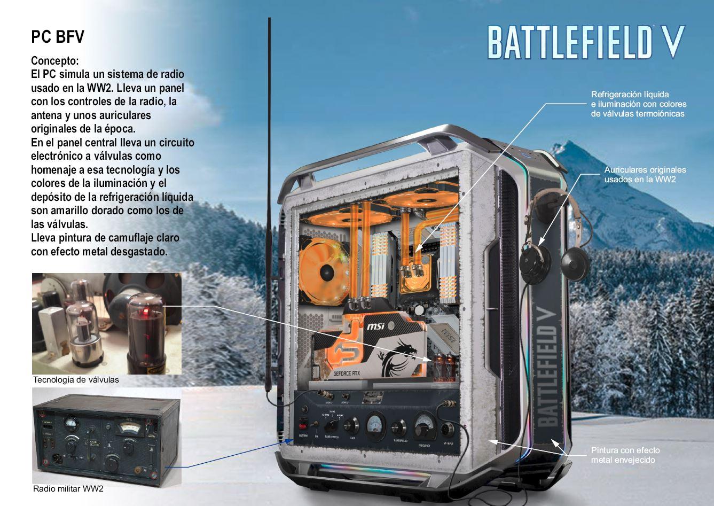 Proyecto PC de BATTLEFIELD V by FutureXP