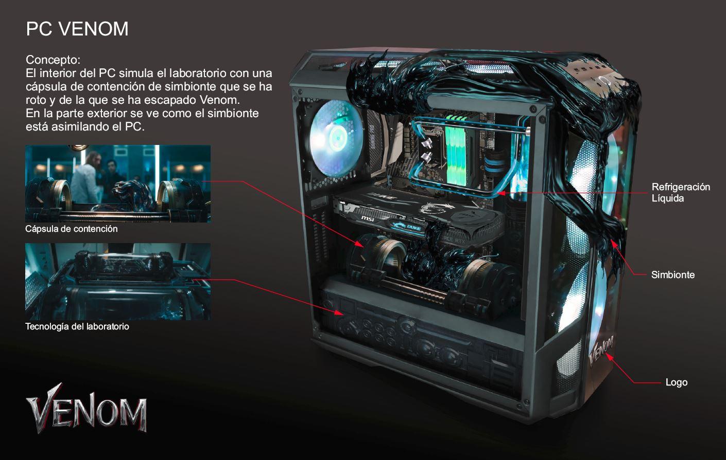 Proyecto PC VENOM